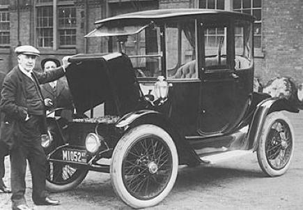 1900 elec car