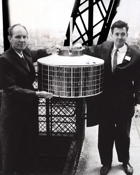 syncom - 1961