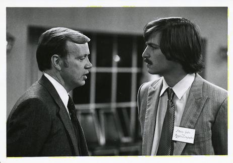 Steve Jobs, Regis